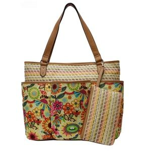 🆕Lilly Bloom Nessa Tote Bag